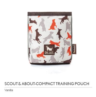 P.L.A.Y. 露營野趣-隨身寵物訓練袋